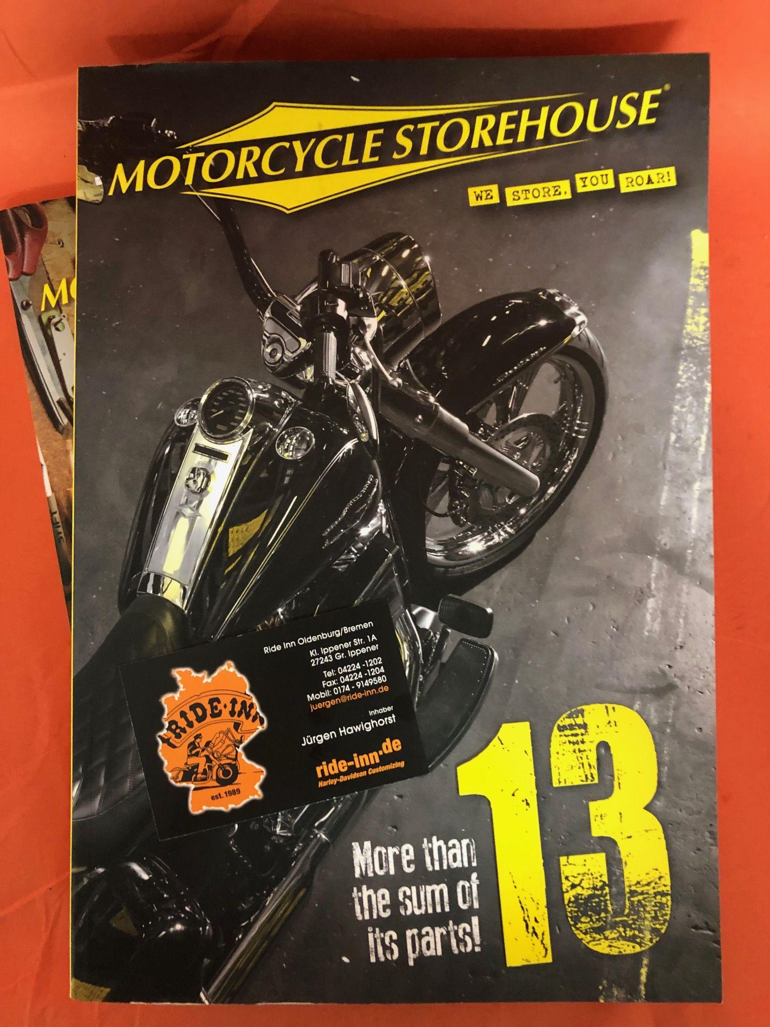 Katalog Motorcycle Storehouse 13
