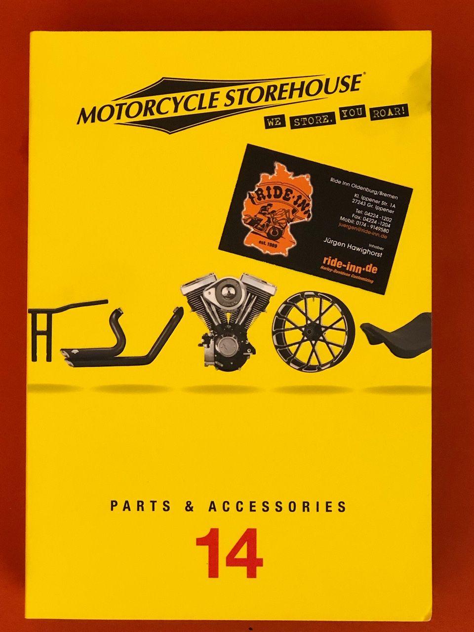 katalog Motorcycle Storehouse mcs niederlande nl 14 2019