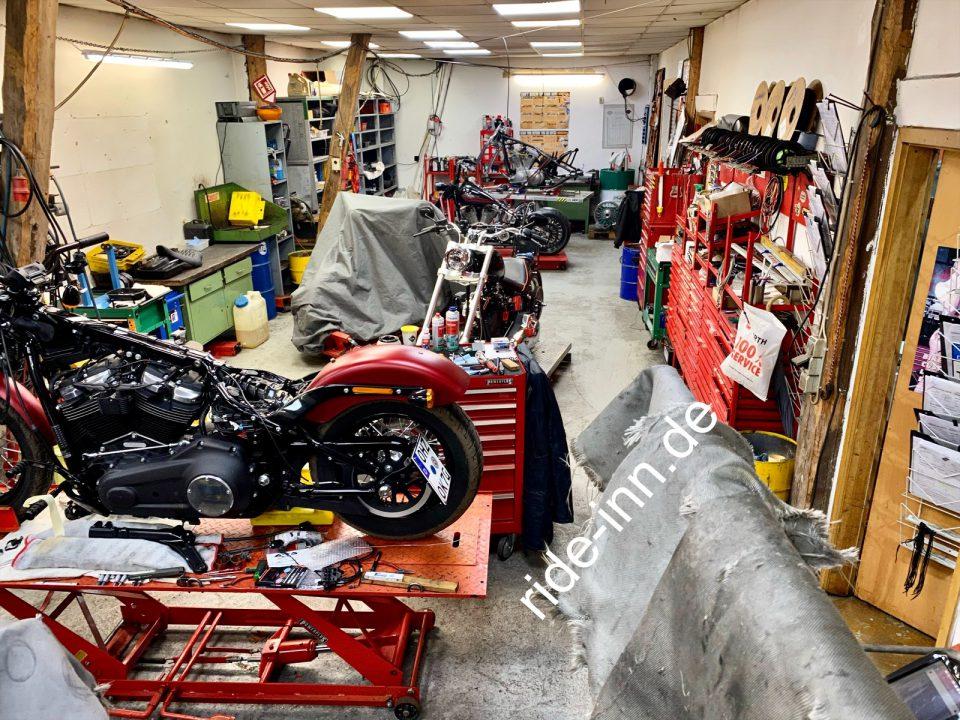 Freie Harley Davidson Werkstatt Deutschland Niedersachsen Bremen Oldenburg