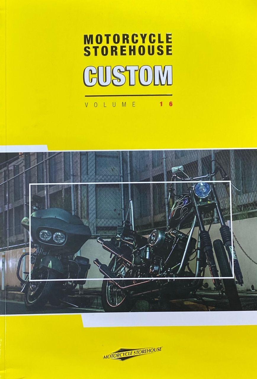 Katalog Motorcycle Storehouse 16 2021